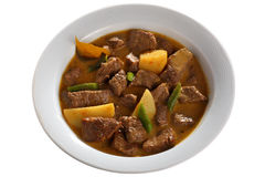 Lamb stew Stock Photo