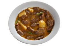 Lamb stew Royalty Free Stock Image