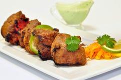 Lamb Tikka. Indian Lamb tikka, tandoori snack prepared from Lamb Stock Images