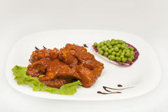 Lamb Vindaloo Stock Photography
