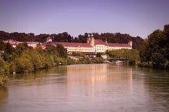 Lambach, Oostenrijk Royalty-vrije Stock Fotografie