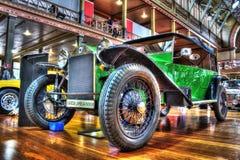 Lambda de Lancia del italiano de los años 20 del vintage Foto de archivo
