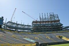 Lambeau Field Construction, Green Bay Packers