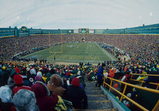 Lambeau Field Royalty Free Stock Images