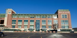 Lambeau Field Stock Photography