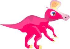Lambeosaurus Fotografie Stock Libere da Diritti