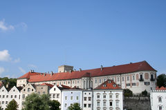 Lamberg del castello - Austria Immagini Stock Libere da Diritti