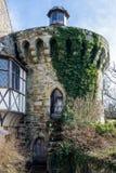 LAMBERHURST, KENT/UK - 5 DE MARÇO: Vista de uma construção no Scot foto de stock royalty free