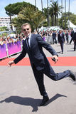 Lambert Wilson attends the 70th Anniversary photocall. During the 70th annual Cannes Film Festival at Palais des Festivals on May 23, 2017 in Cannes, France Royalty Free Stock Photography