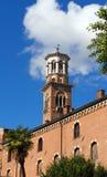 Lamberti Tower - Verona Italy Stock Photos