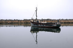 Lambertsbaai harbour Western Cape South Africa Stock Images