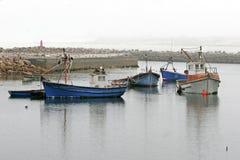 Lambertsbaai harbour Western Cape South Africa Stock Photo