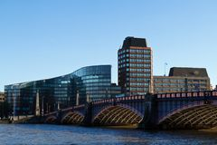 Lambeth Bridge Stock Photography