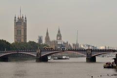 Lambeth Bridge House Parliament Stock Images