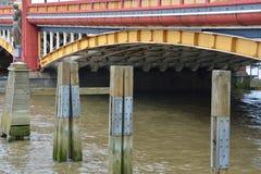 Lambeth Bridge London Stock Photography