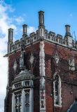 Lambeth Palace. Close-up photo of Lambeth Palace in London Royalty Free Stock Images
