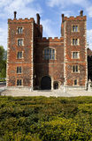 Lambeth Palace in London. The official residence of the Archbishop of Canterbury Royalty Free Stock Photo