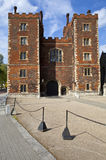 Lambeth Palace in London. The official residence of the Archbishop of Canterbury Royalty Free Stock Photos