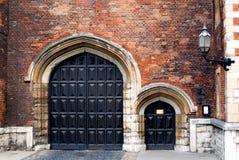 Lambeth Palast-Türen Stockfoto