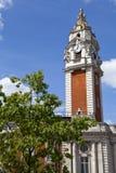 Lambeth stadshus i Brixton, London Royaltyfri Bild
