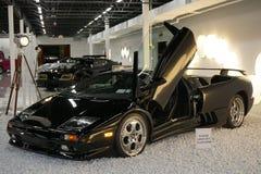 1999年Lamborghini蝙蝠鱼 免版税库存图片