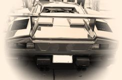 Lamborghini Fotografie Stock