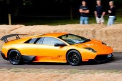 Lamborghini 2009 Murcielago 670 Veloce eccellente Fotografia Stock