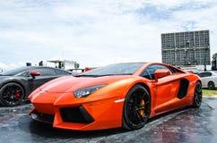Lamborghini 免版税图库摄影