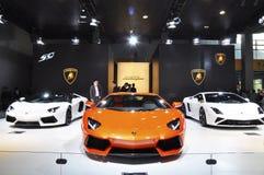 Lamborghini Royalty-vrije Stock Afbeelding