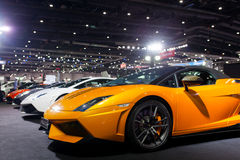 Lamborghini Imágenes de archivo libres de regalías