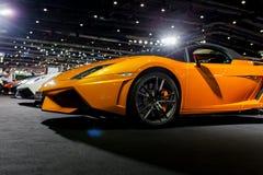 Lamborghini Photos libres de droits