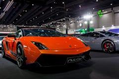 Lamborghini Imagen de archivo libre de regalías