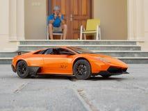 Lamborghini Стоковые Фотографии RF