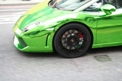 Lamborghini Royalty-vrije Stock Afbeeldingen