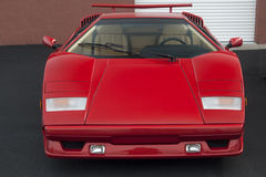 lamborghini 1989 Photographie stock