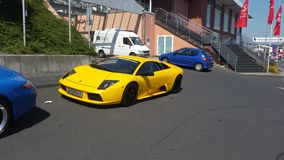 Lamborghini Images stock
