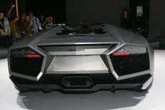Lamborghini ass stock images
