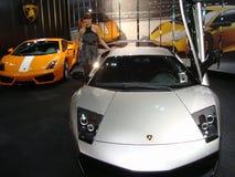 Lamborghini Autos Stockbild