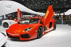 Lamborghini Aventador Royalty Free Stock Image