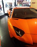 Lamborghini Aventador Zdjęcia Stock