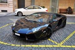 Lamborghini aventador Royalty Free Stock Photos