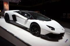 Lamborghini Aventador LP720-450 库存照片