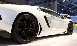 Istanboel Auto toont 2012 Royalty-vrije Stock Afbeelding