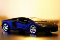 Lamborghini Aventador LP700-4 wzorcowego samochodu 1:24 Obrazy Stock