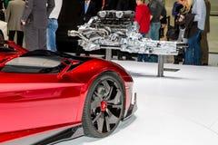 Lamborghini Aventador Sport car Royalty Free Stock Image