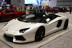 Lamborghini Aventador 2016 Royalty Free Stock Photos