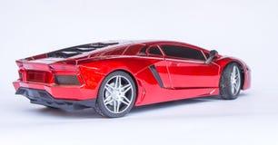 Lamborghini bawi się samochód Zdjęcia Stock