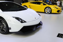 Lamborghini car Royalty Free Stock Images