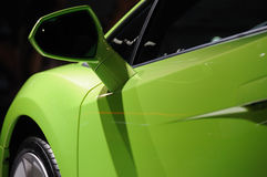 Lamborghini car Royalty Free Stock Photography