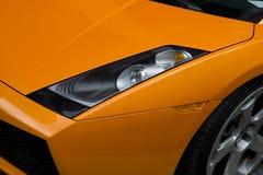 Lamborghini car royalty free stock photo